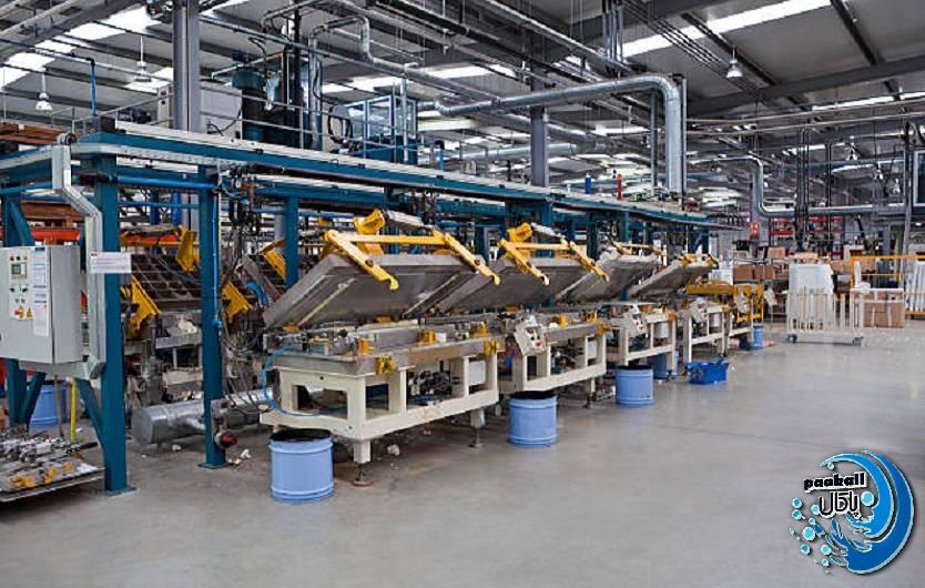 کارخانه پودر لباسشویی تندیس